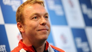 Sir Chris Hoy Olympics
