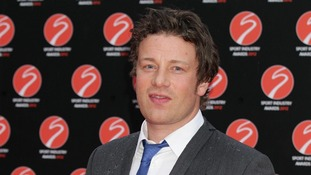 Jamie Oliver MBE is in the running for Outstanding Reality Program.
