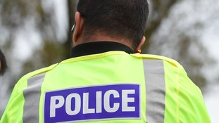 The 18-year-old was arrested at a house in Lye