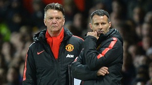 Louis Van Gaal says legend Ryan Giggs will be next Man United manager