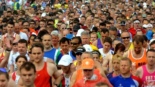 London Marathon will be biggest in event's history