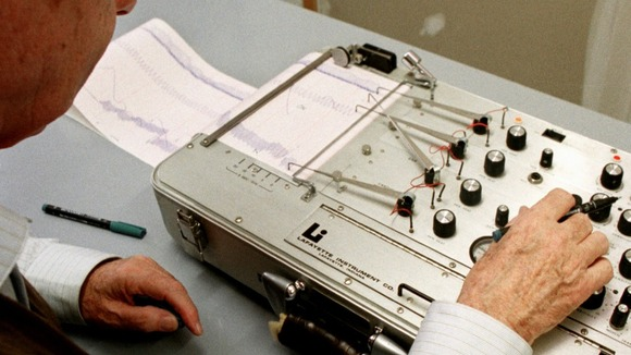 Lie detector tests for freed sex offenders.