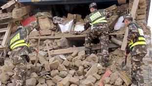 Nepal earthquake: Over 3,000 dead as rescue efforts continue