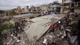 At least three islanders in Nepal