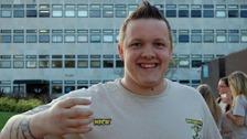Nick Brisland was 19 when he died