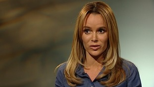 Amanda Holden tells ITV News: My blood drained when I feared my sister was caught up in Nepal disaster
