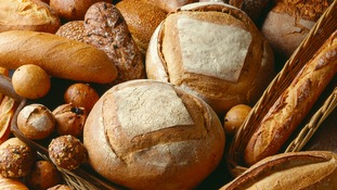 Armed robbers steal bakery van containing 700 loaves of bread
