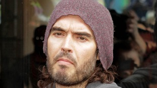Russell Brand is a vocal opponent of voting