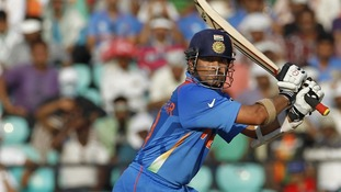 Sachin Tendulkar hits 100th international century milestone