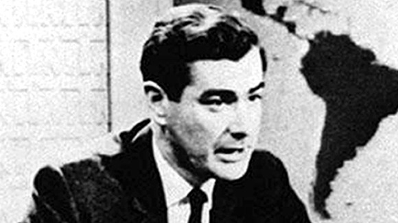 Sir Alastair Burnet  was one of the original newscasters for the News at Ten