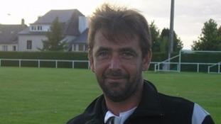 French fisherman Philippe Lesaulnier