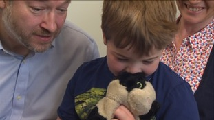 Six-year-old Noah Puleston might be given a clearer diagnosis