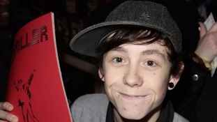 Lil' Chris found hanging at Suffolk home, an inquest has heard