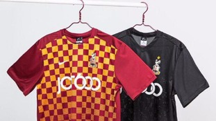 Bradford City fans have reacted indifferently to the club's new kit design for the 2015/16 season.
