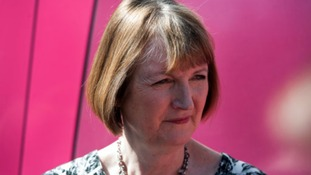 Harriet Harman is in the campaign trail in the region
