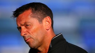 Phil Brown has been named as the League Two Manager of the Month.
