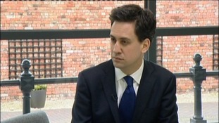 Ed Miliband on unemployment