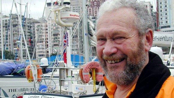 Sir Robin Knox-Johnson.