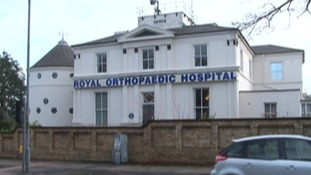 New technology being used in spinal treatment at the Royal Orthopaedic Hospital