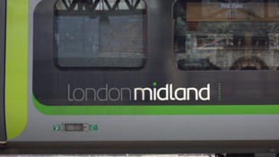 Vandals cause major disruption on Midlands trains