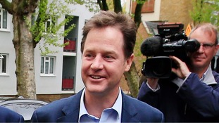 Nick Clegg says the Nick Clegg have six red lines they won't back down from.