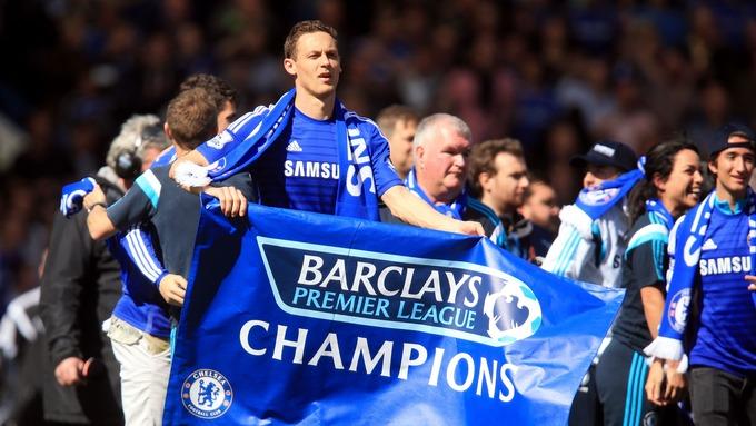 Празднования титула английской Премьер-лиги