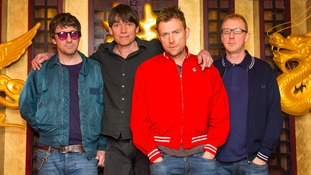 Blur top charts with first album in more than 10 years