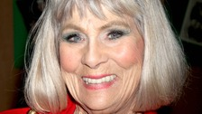Grace Lee Whitney during a Star Trek convention at the Las Vegas Hilton