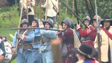 The £5 million centre in Nottinghamshire offers visitors an insight into what life was like inside the town nearly 400 years ago.