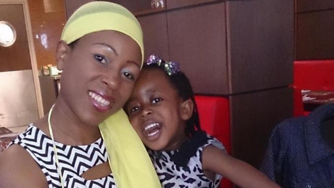 Tsungirirayi Taderera and her daughter Mufaro were last seen yesterday evening.