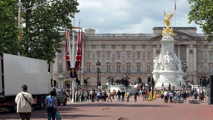 The Mall, Buckingham Palace