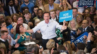 David Cameron targets Lib Dem seat in Bath