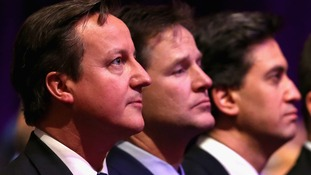 Party leaders make last-ditch bid for votes