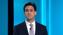 Ed Miliband exclusive: First TV appearance