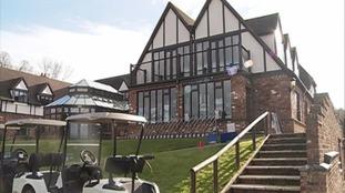 Woodbury Park Hotel near Exeter