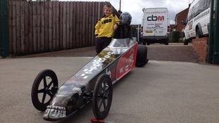 Dylan Bradley is one to watch in the world of drag racing.