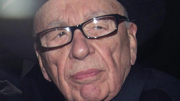 Rupert Murdoch, 81, remains CEO of News Corporation
