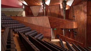 The Lyric Theatre designed by O'Donnell + Tuomey Architects