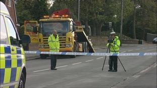 86-year-old seriously injured in crash