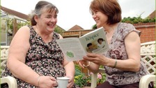 Volunteers will head to St. Gile's Hospice in Lichfield today to create a new garden for patients and carers.