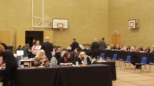 The Telford and Wrekin count