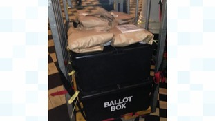 Stoke South ballot papers arrive
