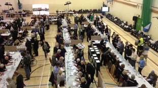 Counting underway in Solihull