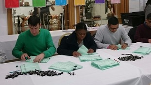 Counting underway in Leicester