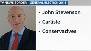 John Stevenson holds position as Carlisle MP as Carlisle MP