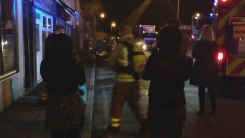 CEN_HINCKLEY_POLICE_CAR_FIRE