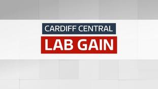 CARDIFF CENTRAL LAB GAIN