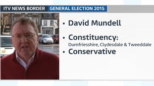 David Mundell holds position as Dumfriesshire, Clydesdale and Tweeddale MP