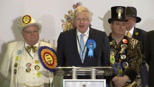 Boris Johnson succeeds in his bid for a Commons comeback