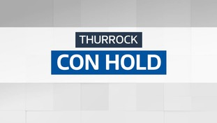 Result: Conservative hold - Thurrock.